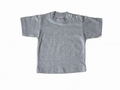 Baby t-shirt Ash Grey mt. 74